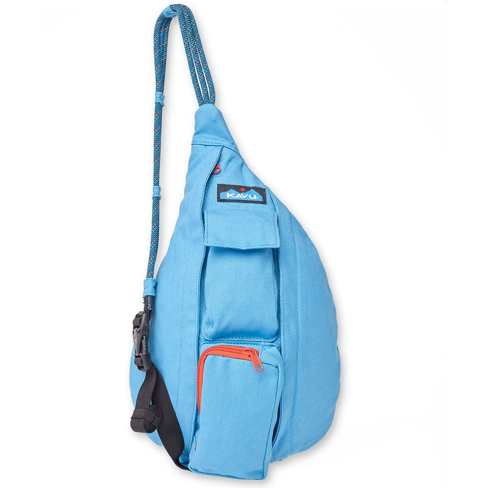 Image for Kavu Women's Mini Rope Bag - Fjord Blue from bootbay