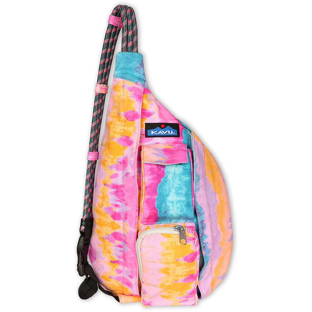 Image for Kavu Women's Mini Rope Bag - Surf Tie Dye from bootbay