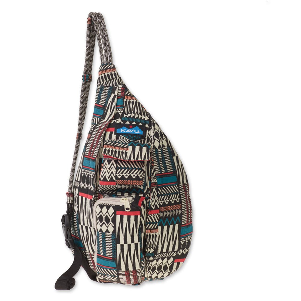 Image for Kavu Women's Mini Rope Bag - Pattern Stack from bootbay