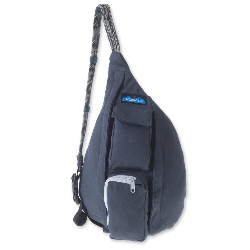 Image for Kavu Women's Mini Rope Bag - Pavement from bootbay