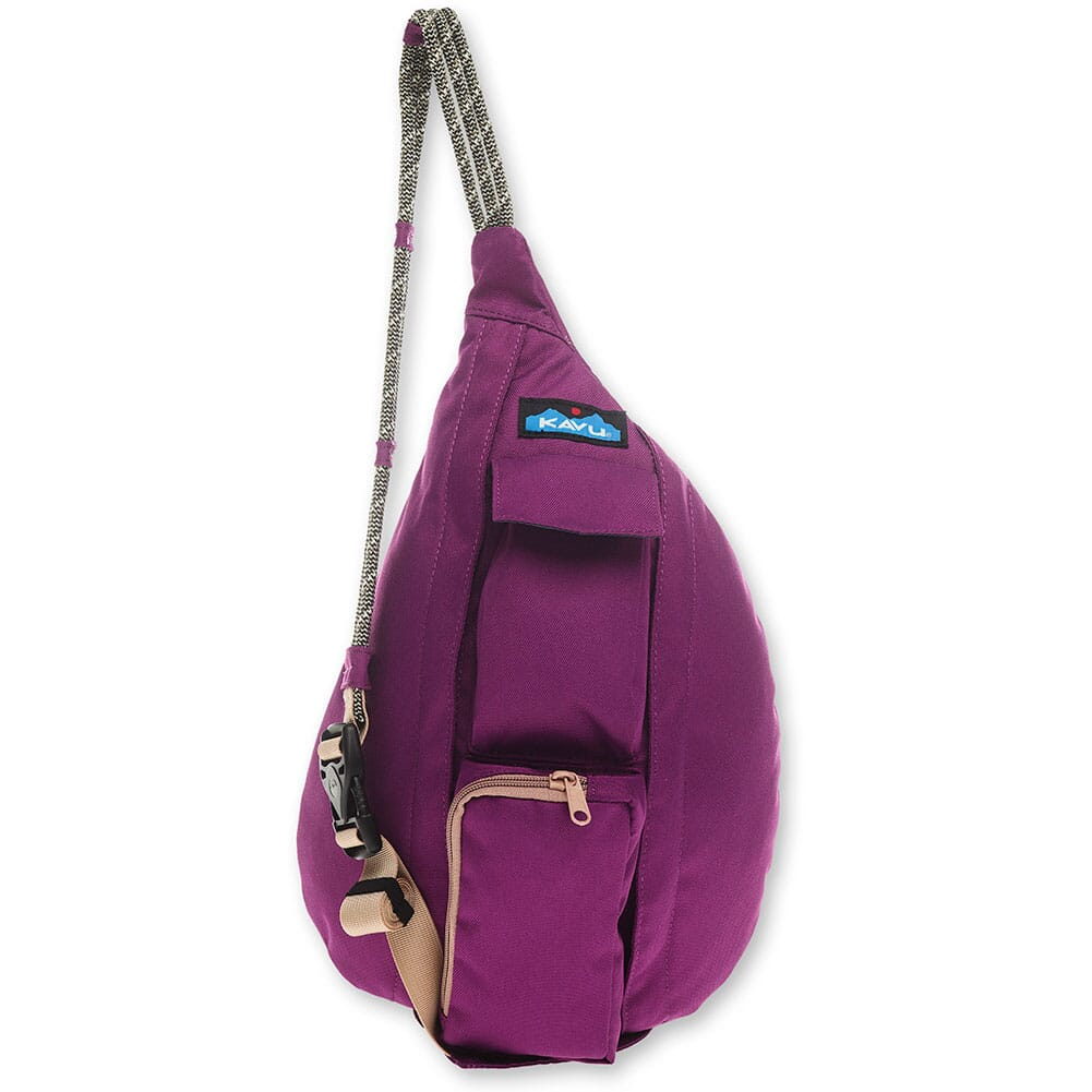 Image for Kavu Mini Rope Sling Pack - Violet from bootbay