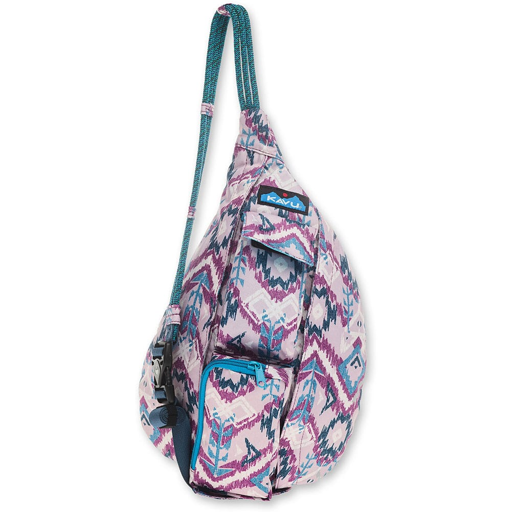 Image for Kavu Mini Rope Sling Pack - Purple Ikat from bootbay