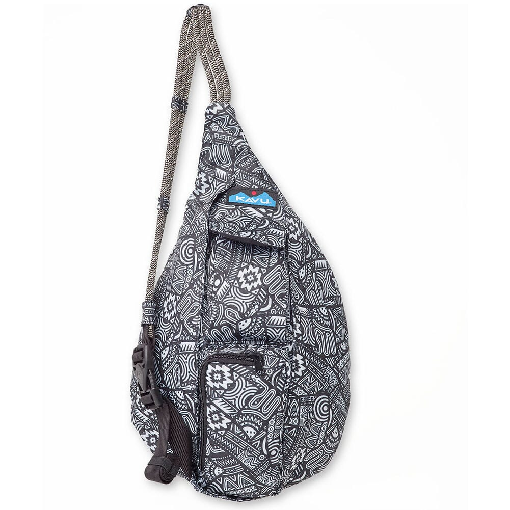 Image for Kavu Mini Rope Sling Pack - Doodle Ribbon from bootbay