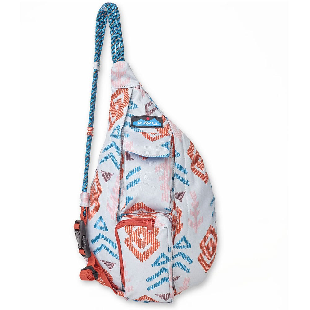 Image for Kavu Mini Rope Sling Pack - Autumn Ikat from bootbay