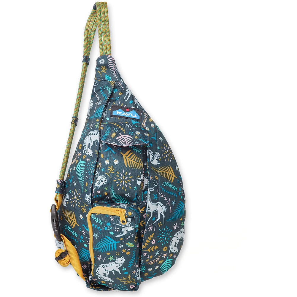 Image for Kavu Mini Rope Sling Pack - Fairy Trail from bootbay