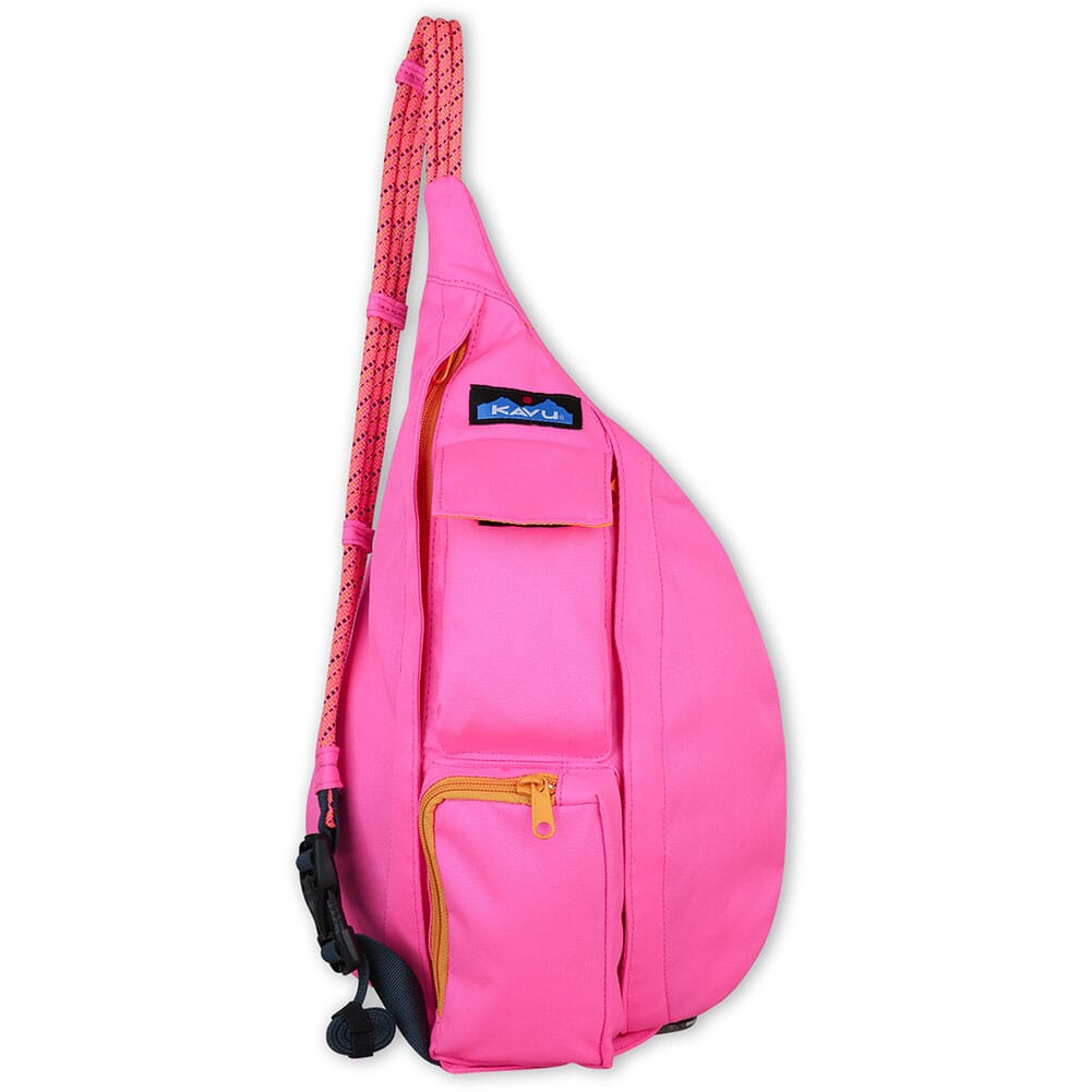 Image for Kavu Women's Mini Rope Sling Pack - Pop Pink from bootbay