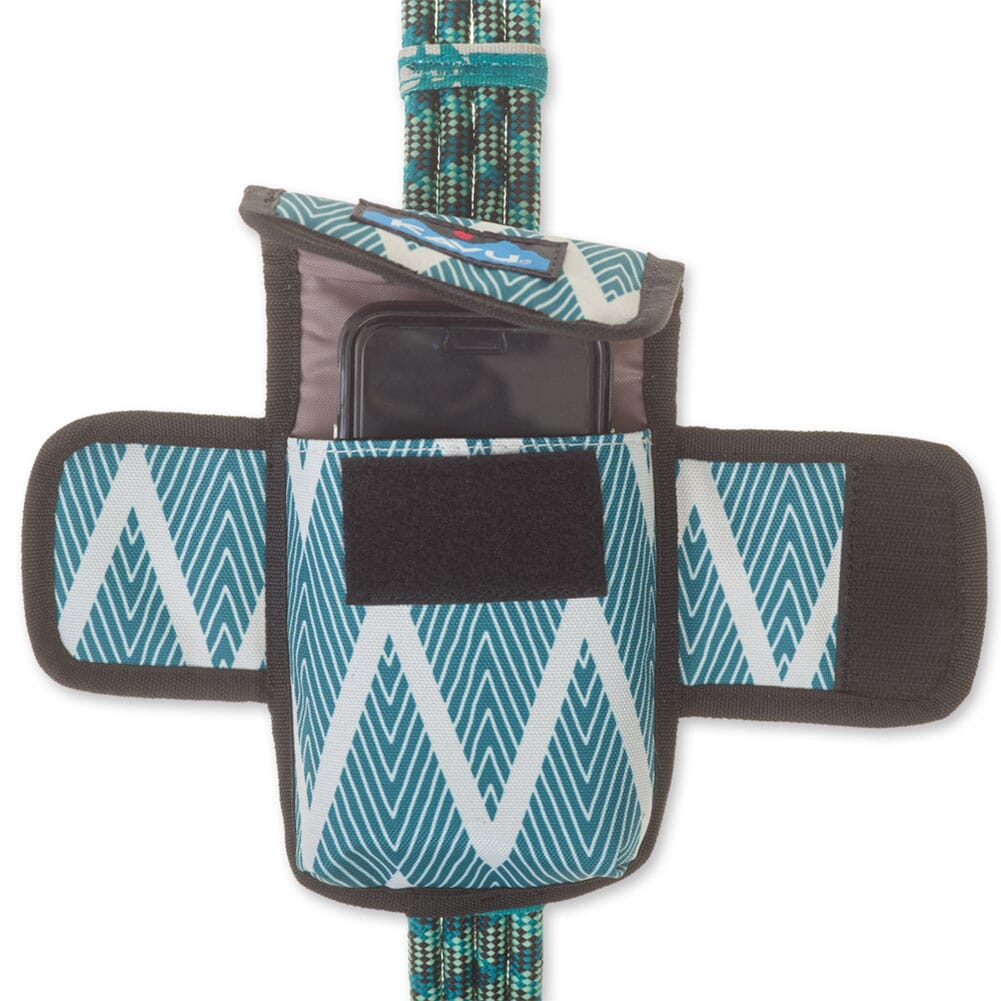 Image for KAVU Women's Phone Booth Case - Zig Zag from bootbay