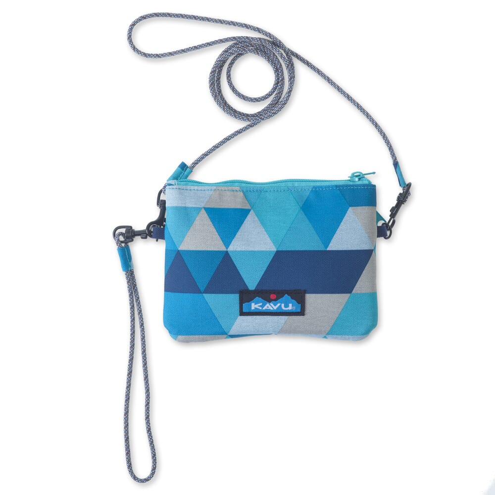 Image for KAVU Women's Renrose Cross Body Wallet - Tex Tile from bootbay