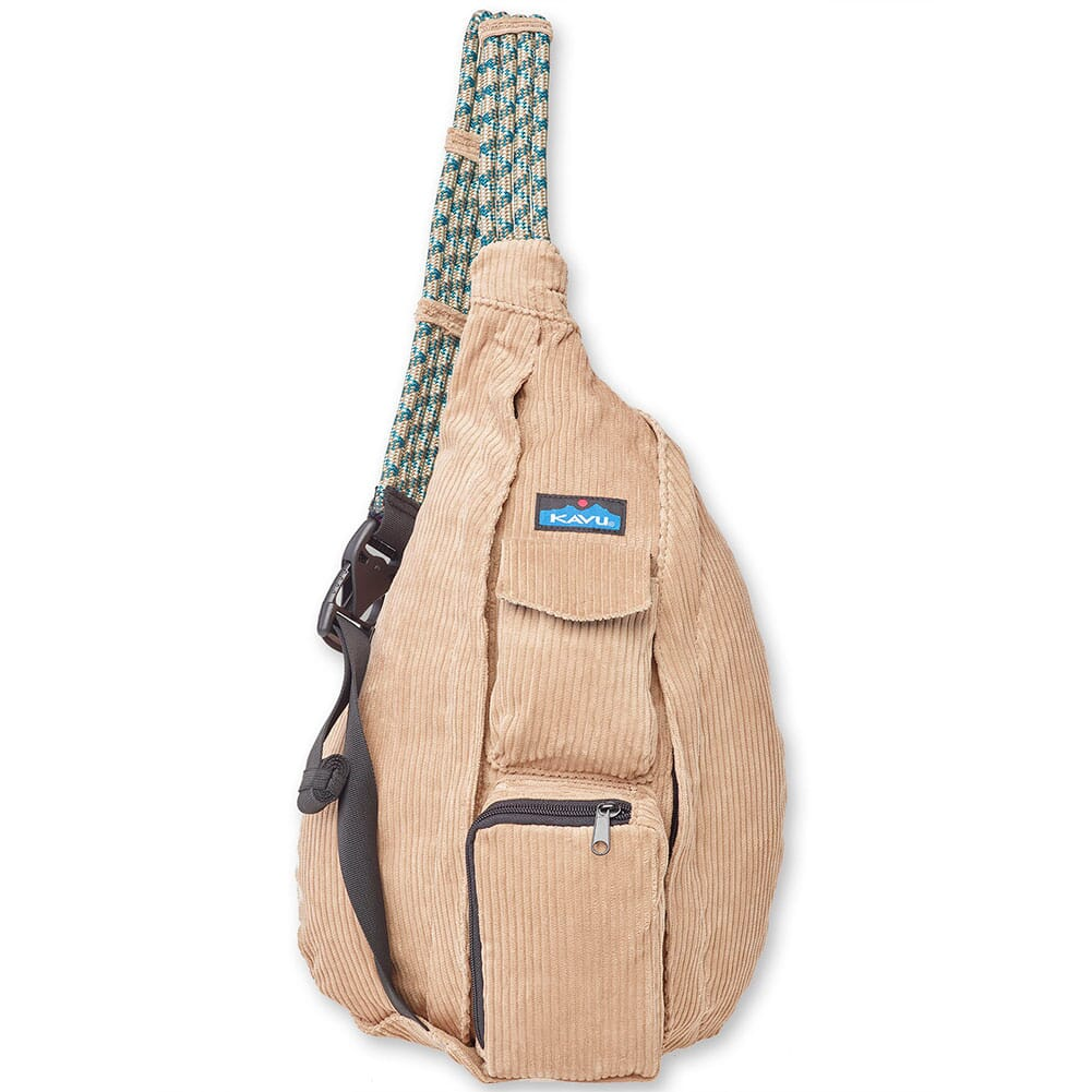 Image for KAVU Women's Rope Cord Bag - Heritage Khaki from bootbay