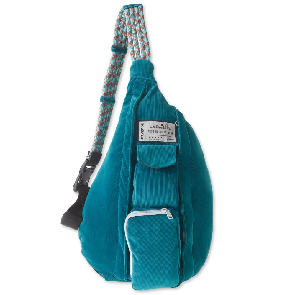 Image for KAVU Women's Rope Cord Bag - Teal from bootbay