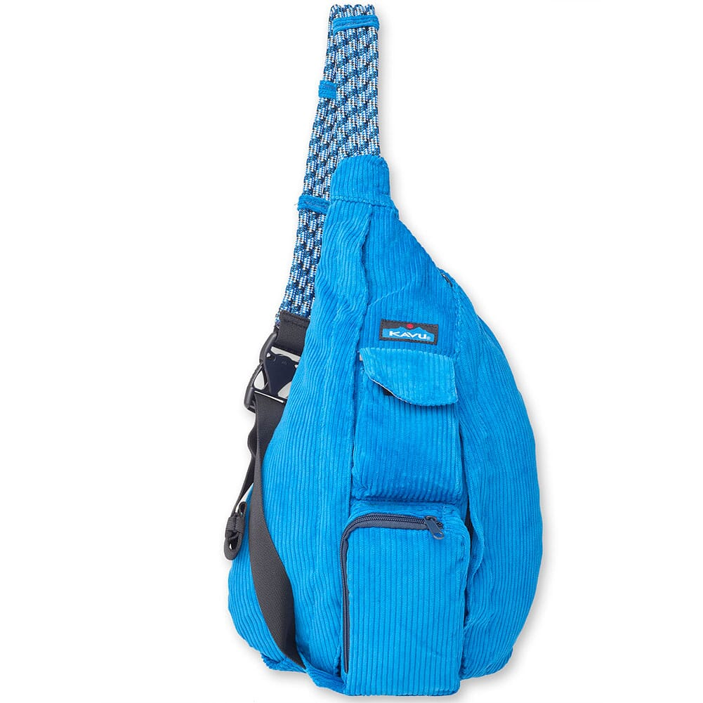 Image for KAVU Women's Rope Cord Bag - Strong Blue from bootbay
