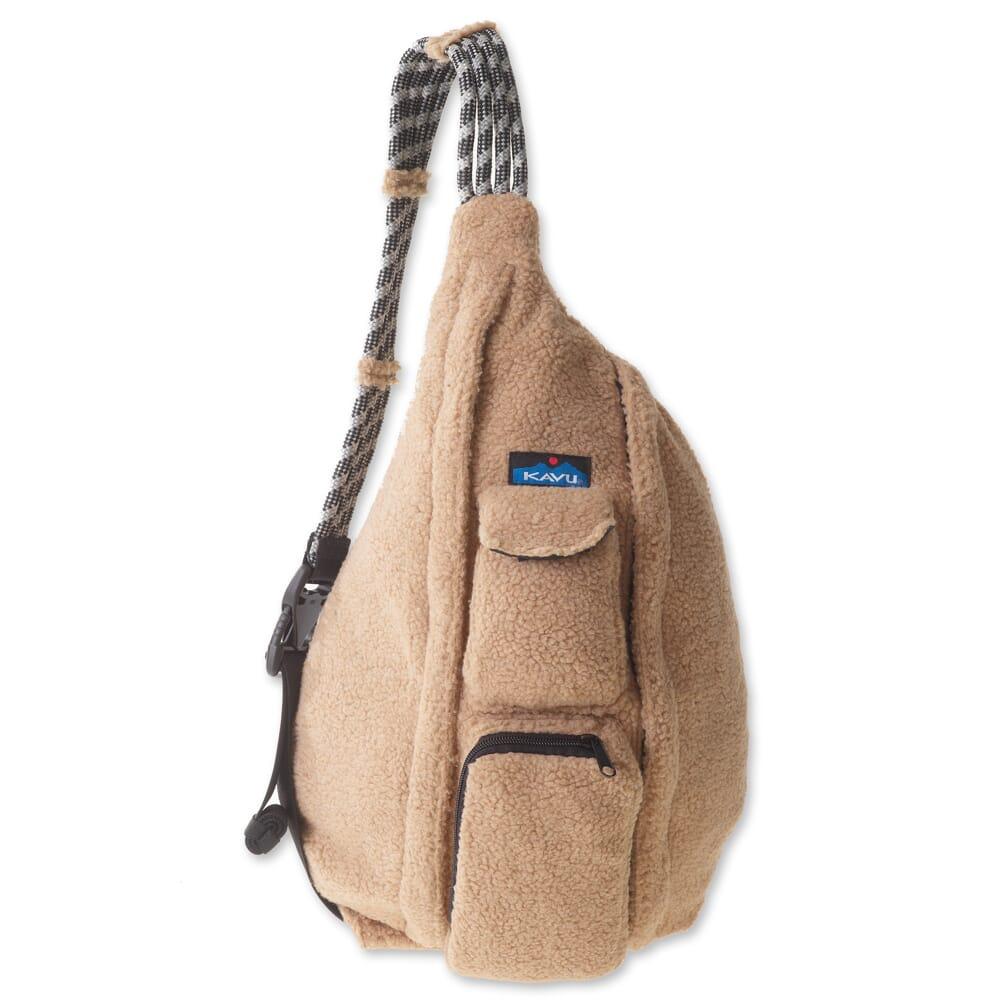 Image for KAVU Women's Fleece Rope Bag - Driftwood from bootbay