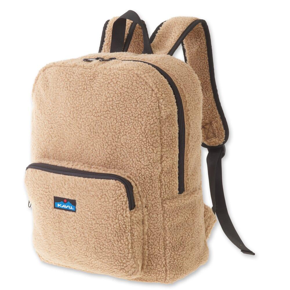 Image for KAVU Women's Pack Fleece Backpack - Driftwood from bootbay