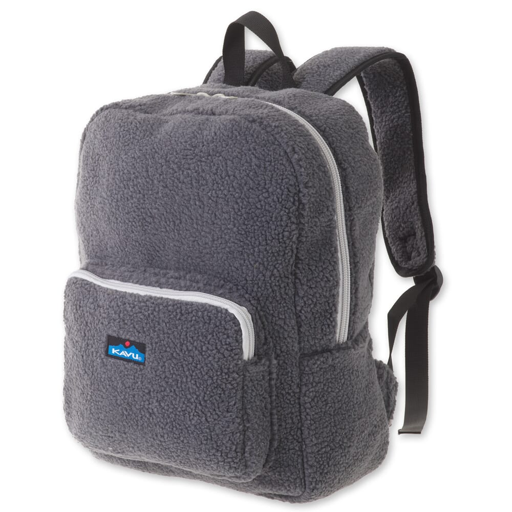 Image for KAVU Women's Pack Fleece Backpack - Charcoal from bootbay