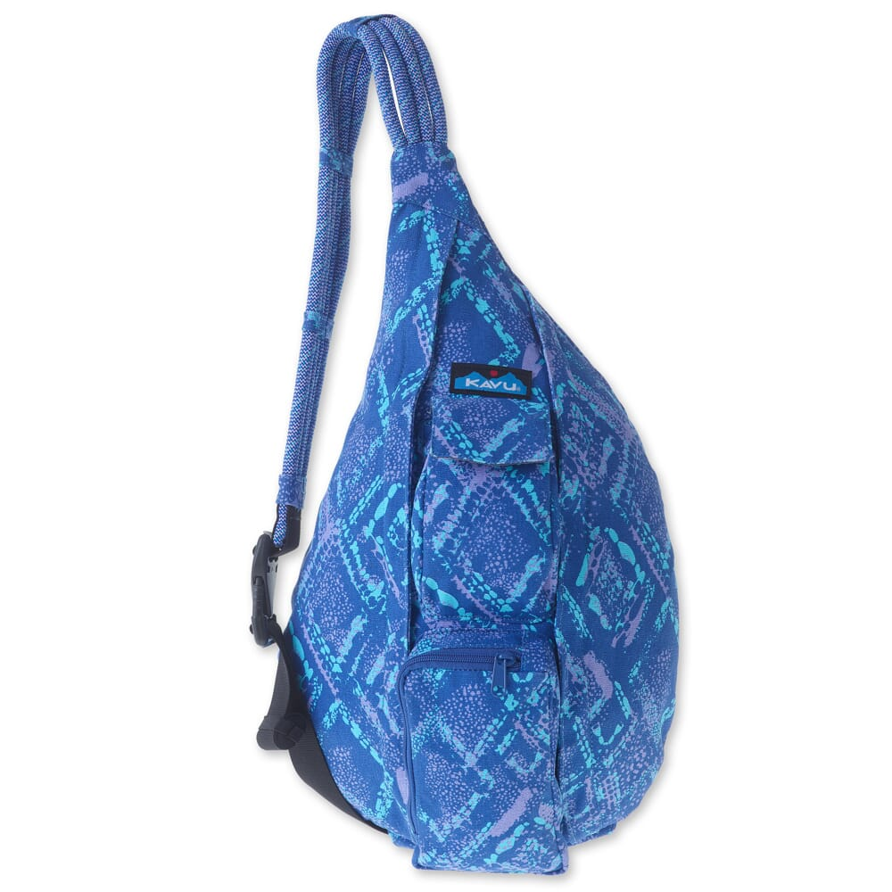 Image for Kavu Women's Rope Bag - Ocean Overlay from bootbay