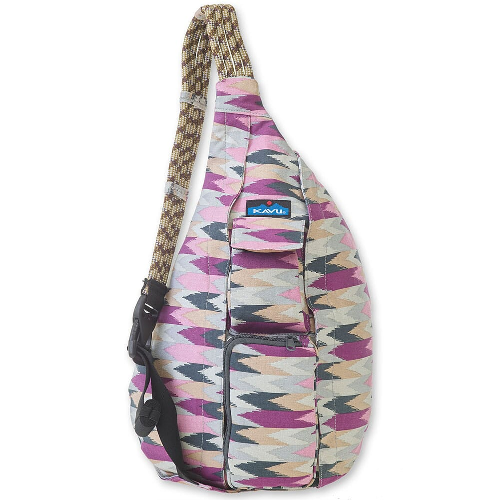 Image for Kavu Women's Rope Bag - Berry Palette from bootbay