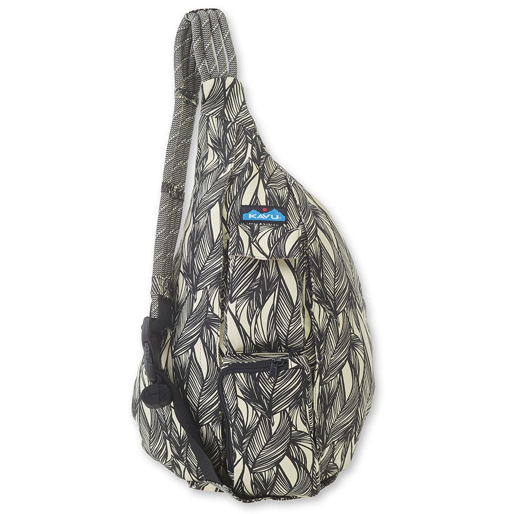 Image for Kavu Women's Rope Bag - Ink Leaf from bootbay