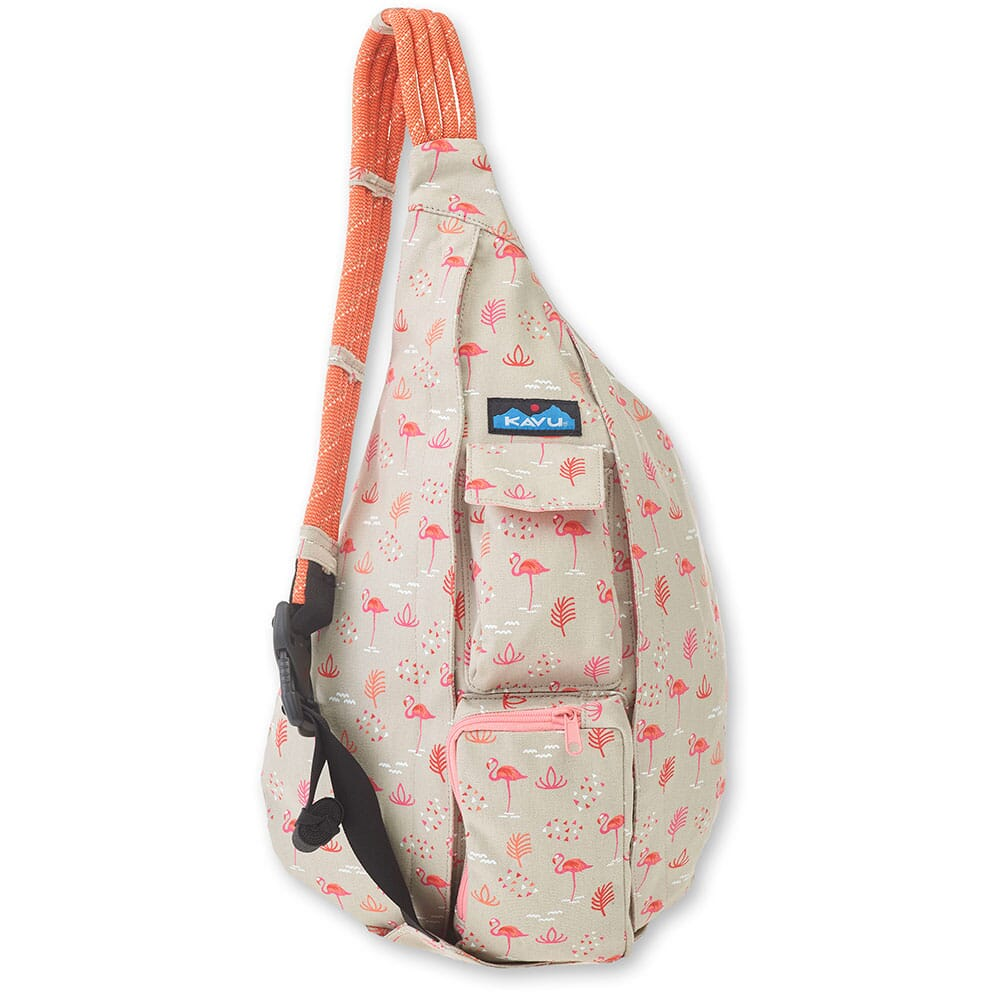 Image for Kavu Women's Rope Bag - Chillin Flamingo from bootbay