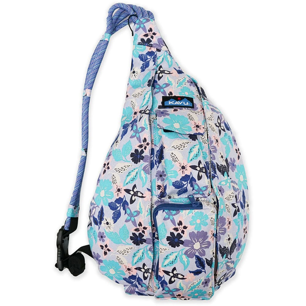 Image for Kavu Women's Rope Bag - Glacier Blossom from bootbay