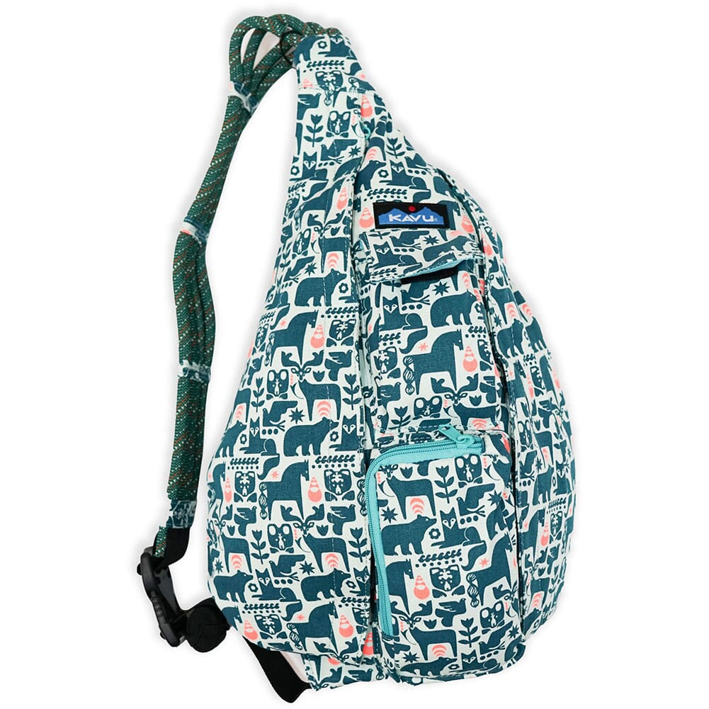 Image for Kavu Women's Rope Bag - Garden Fable from bootbay