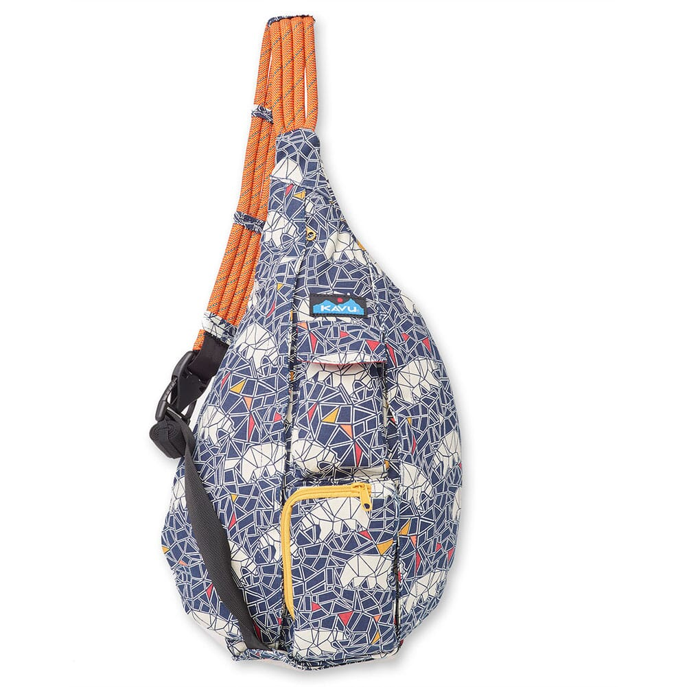 Image for Kavu Women's Rope Bag - Polar Mosaic from bootbay