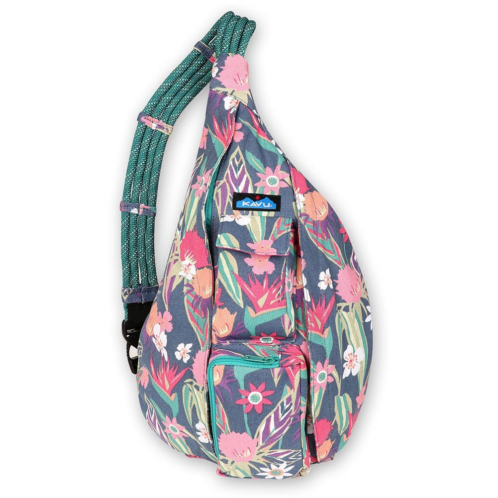 Image for Kavu Women's Rope Bag - Indigo Paradise from bootbay