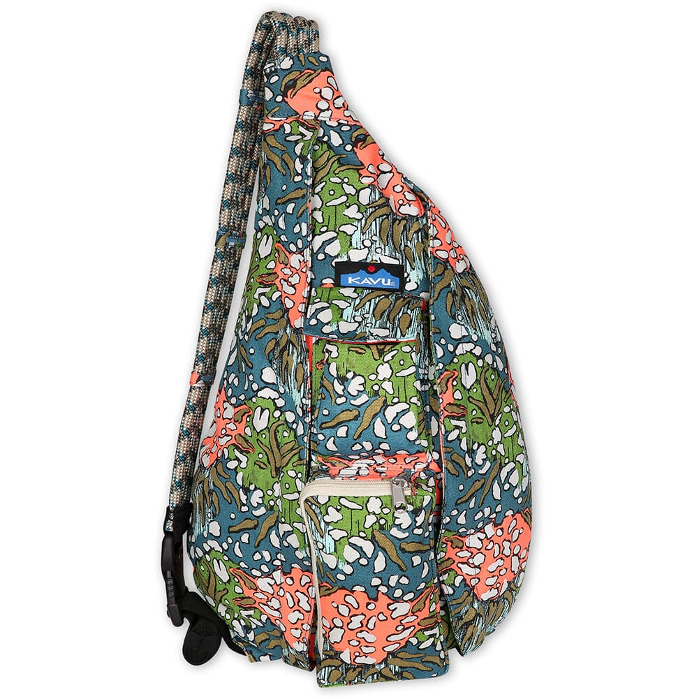Image for Kavu Women's Rope Bag - Floral Flare from bootbay