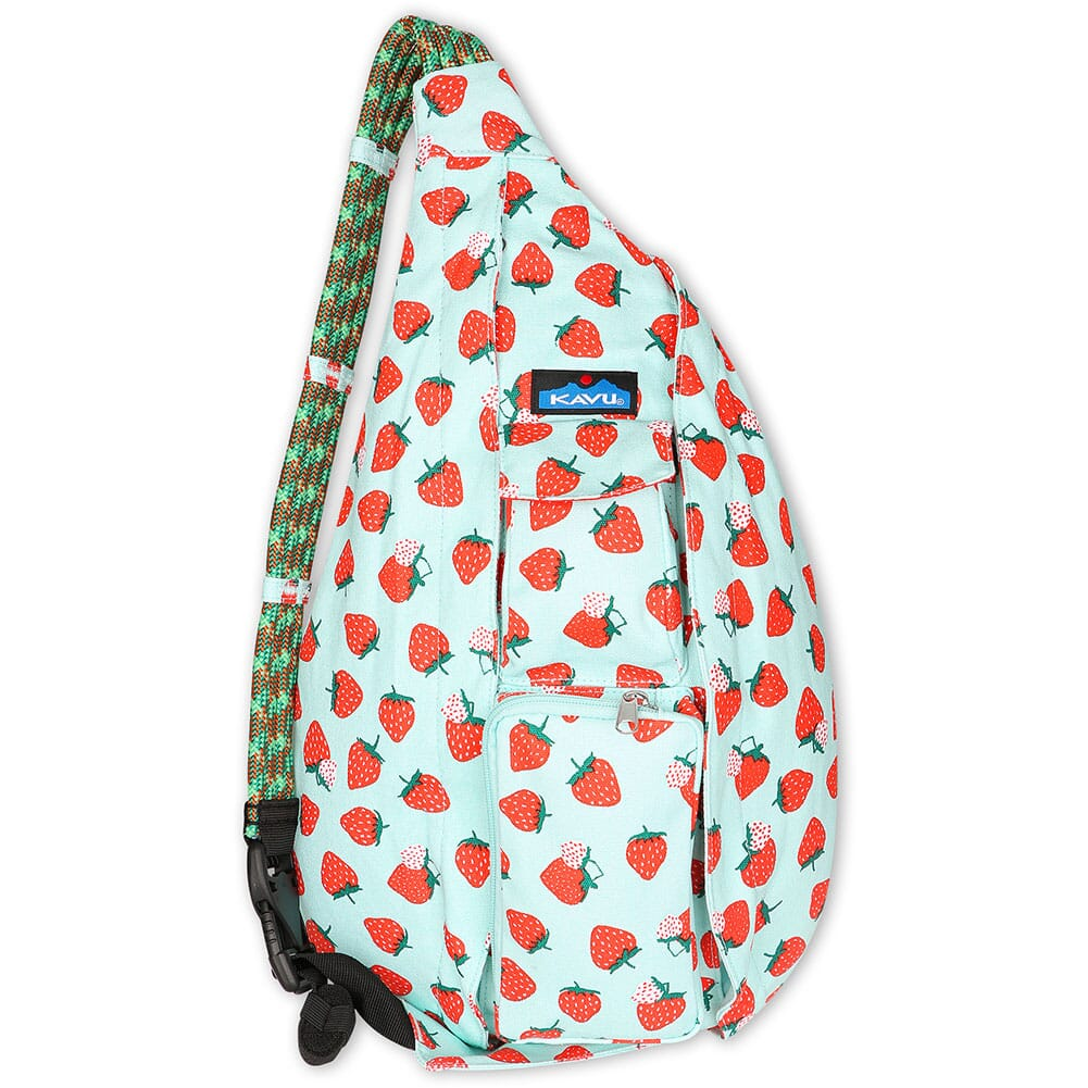 Image for Kavu Women's Rope Bag - Strawberry Patch from bootbay