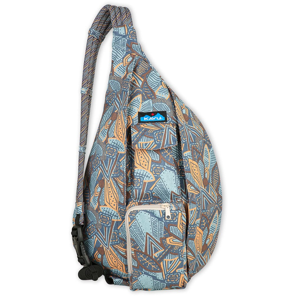 Image for Kavu Women's Rope Bag - Jumble Leaf from bootbay