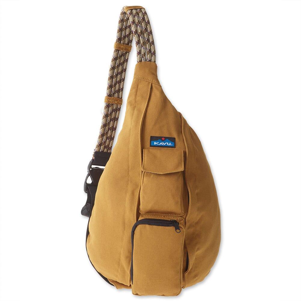 Image for Kavu Women's Shoulder Strap Rope Bag - Tobacco from bootbay