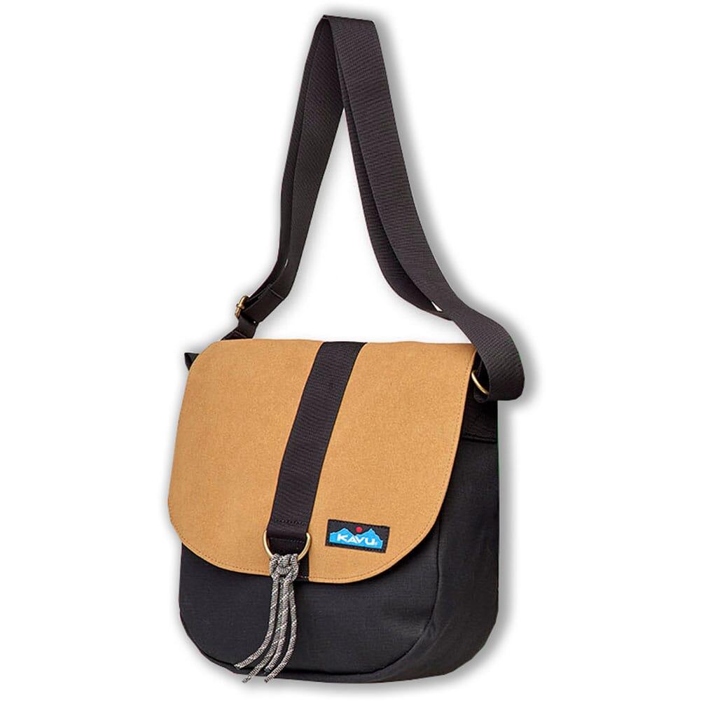 Image for Kavu Women's Wayfare Mini Crossbody Bags - Black from bootbay