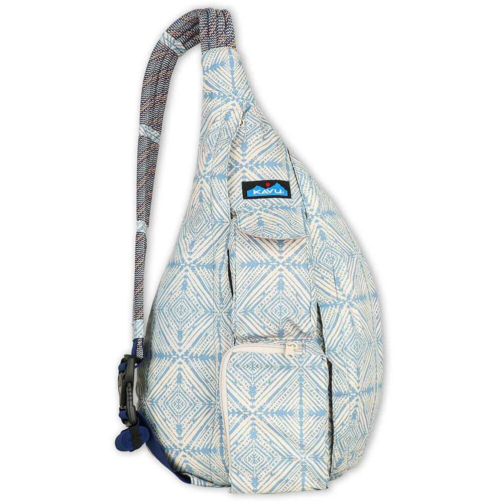 Image for Kavu Women's Rope Sling Bag - Slate Batik from bootbay