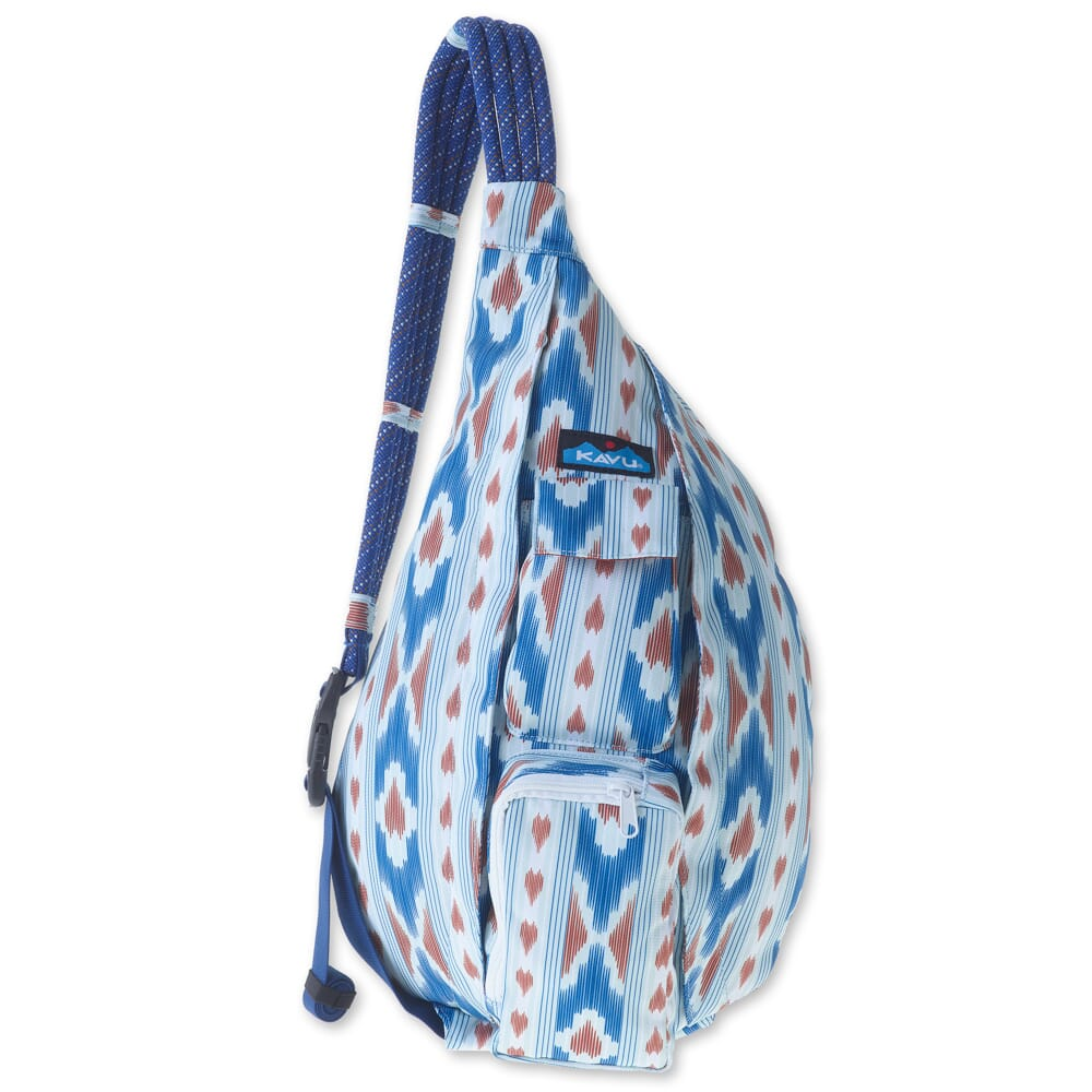 Image for Kavu Women's Rope Sling Bag - River Ikat from bootbay