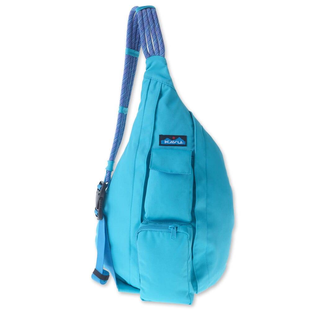 Image for Kavu Women's Rope Sling Bag - Crystal Blue from bootbay