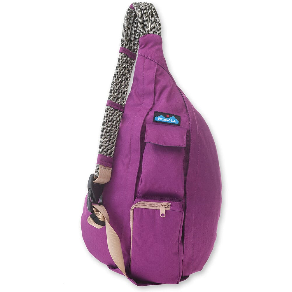 Image for Kavu Women's Rope Sling Bag - Violet from bootbay