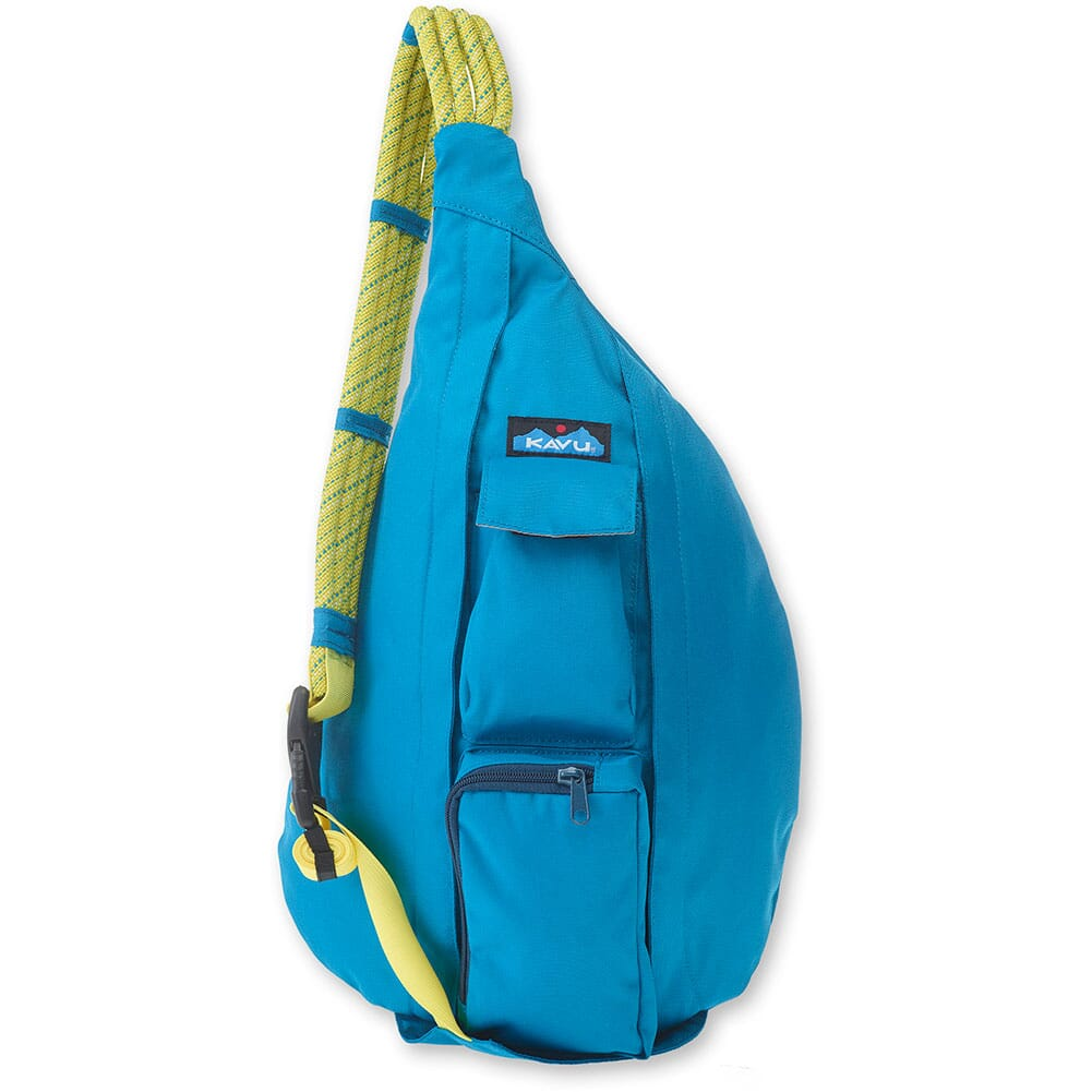 Image for Kavu Women's Rope Sling Bag - Skydive Blue from bootbay