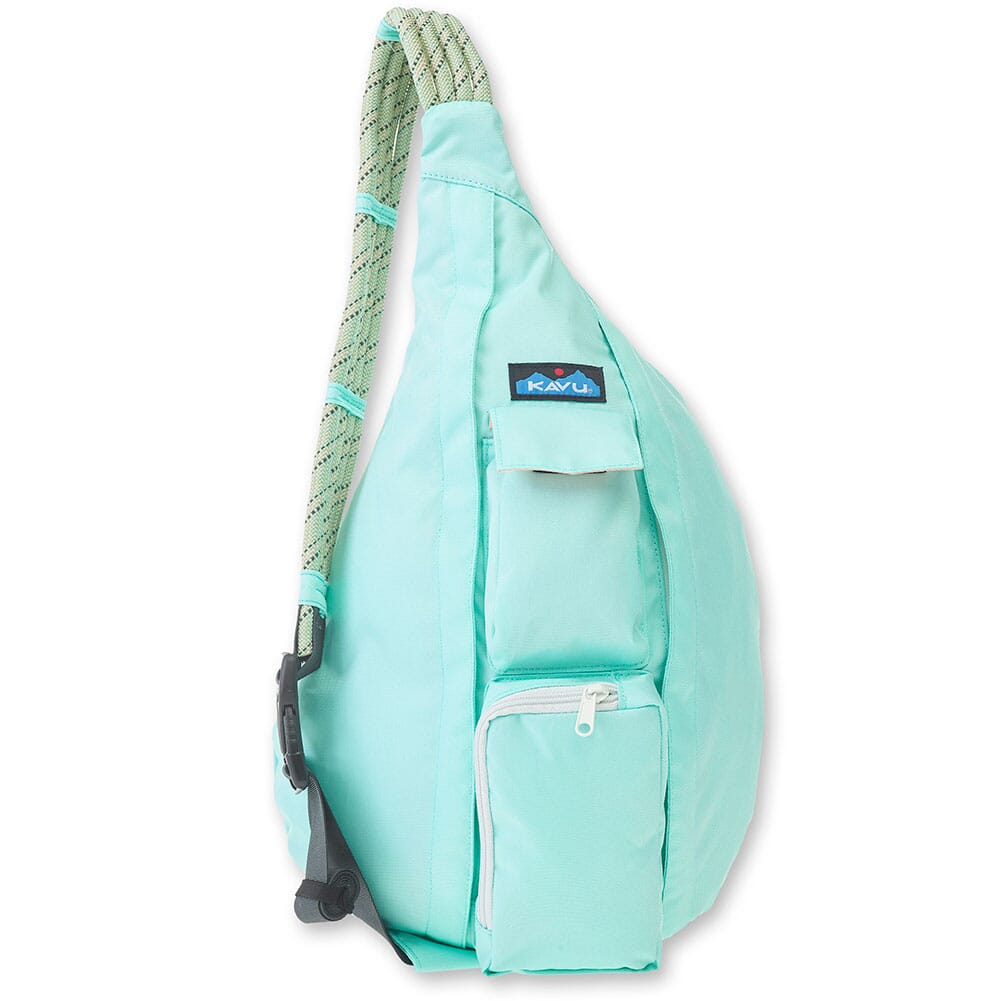 Image for Kavu Women's Rope Sling Bag - Hyper Aqua from bootbay