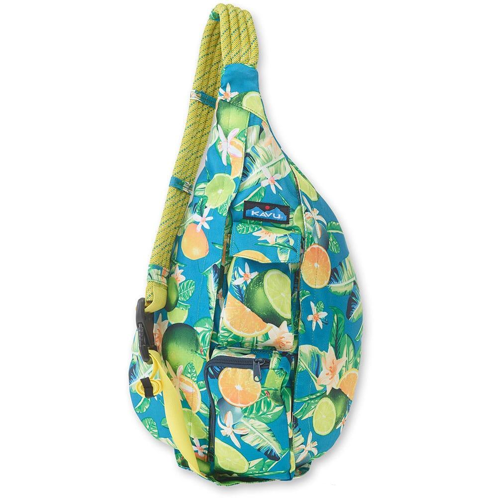 Image for Kavu Women's Rope Sling Bag - Ocean Citrus from bootbay