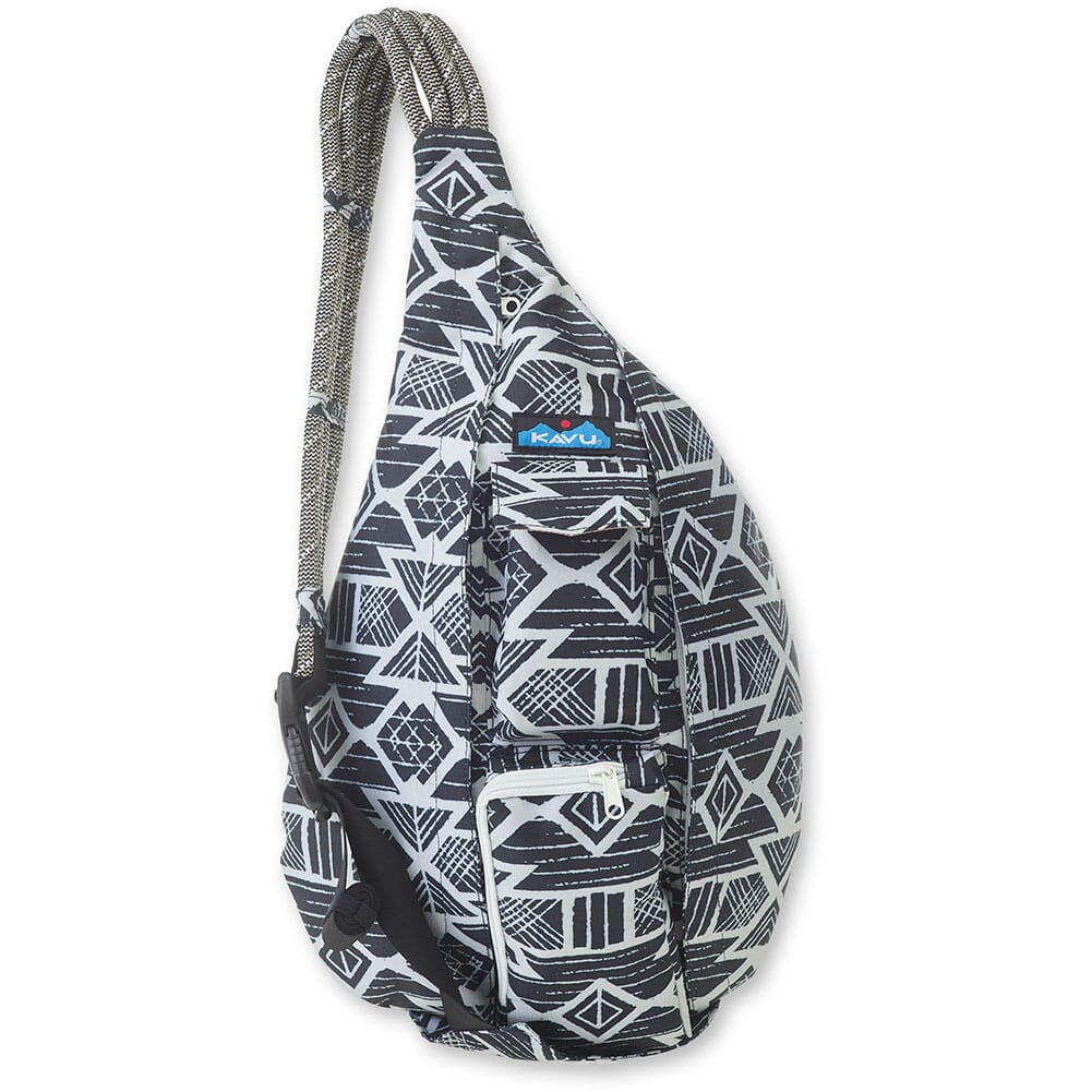 Image for Kavu Women's Rope Sling Bag - Carbon Tribal from bootbay
