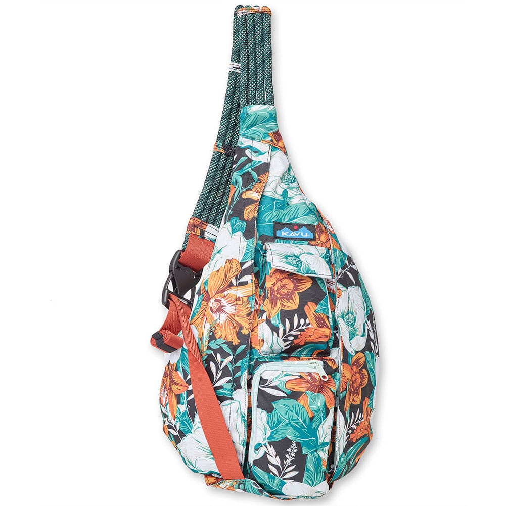 Image for Kavu Women's Rope Sling Bag - Fall Bouquet from bootbay