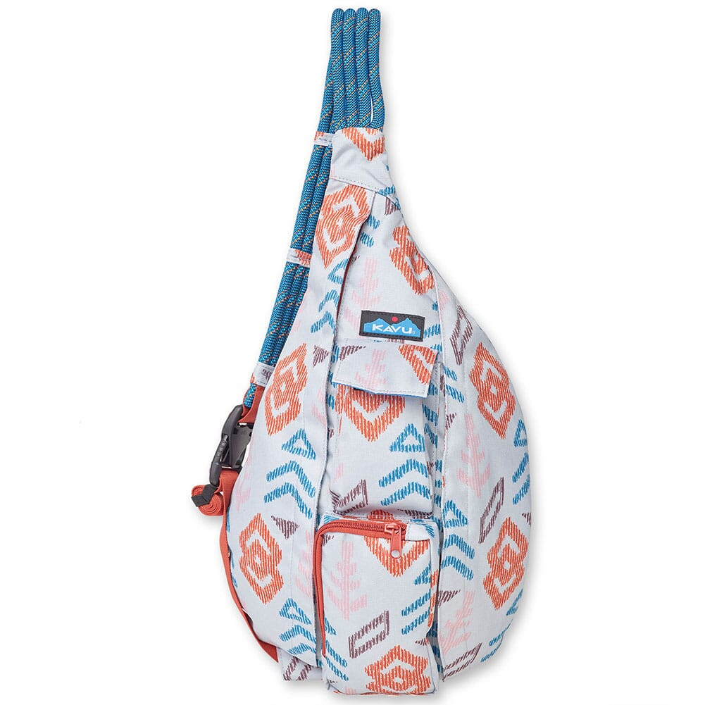 Image for Kavu Women's Rope Sling Bag - Autumn Ikat from bootbay