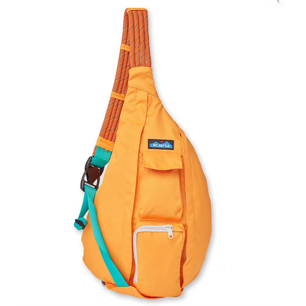 Image for Kavu Women's Rope Sling Bag - Atomic Orange from bootbay