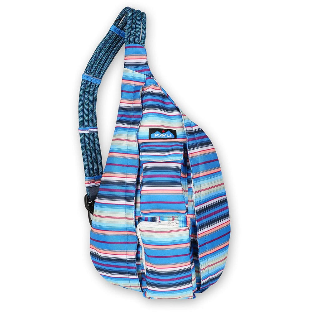 Image for Kavu Women's Rope Sling Bag - Playa Stripe from bootbay