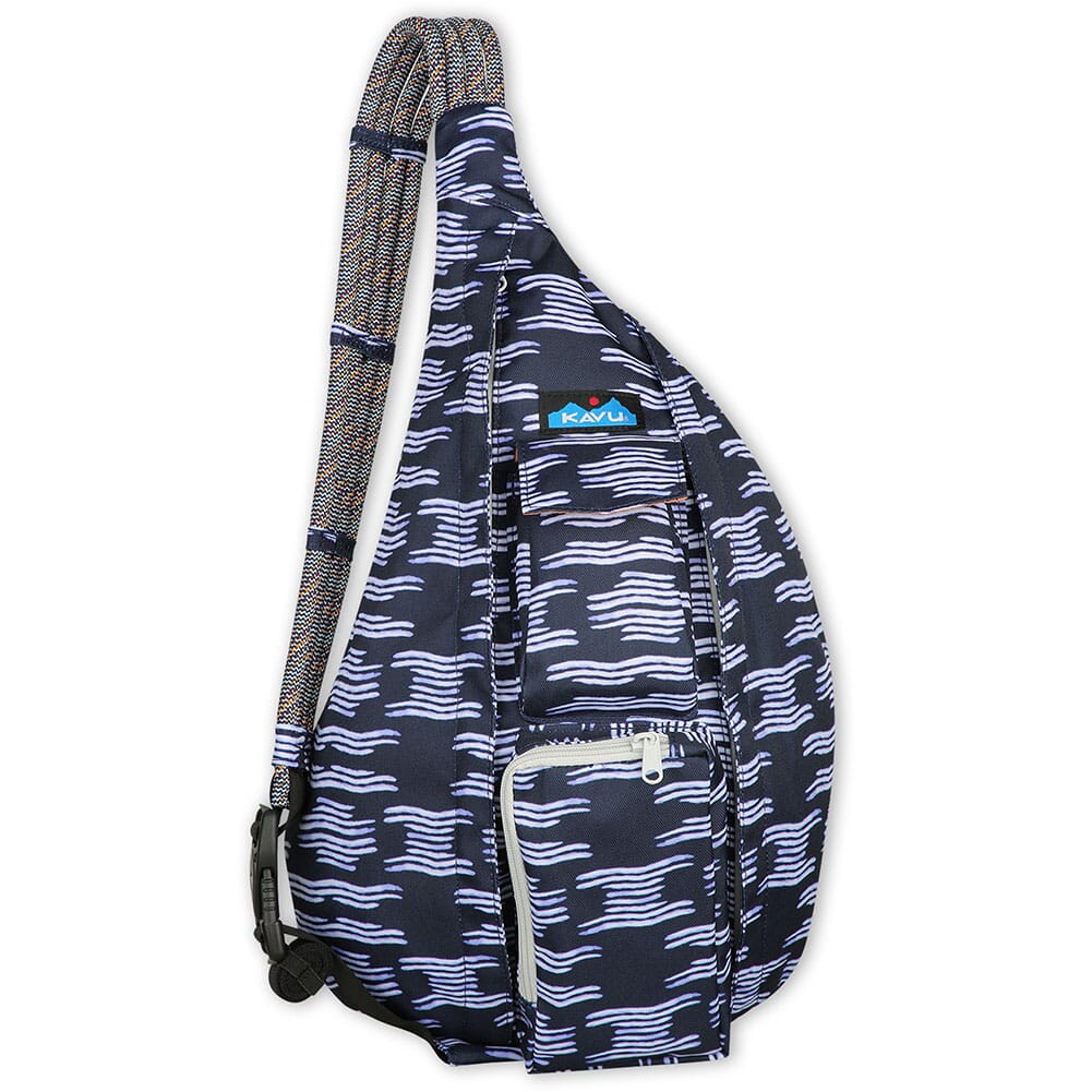 Image for Kavu Women's Rope Sling Bag - Evening Tide from bootbay
