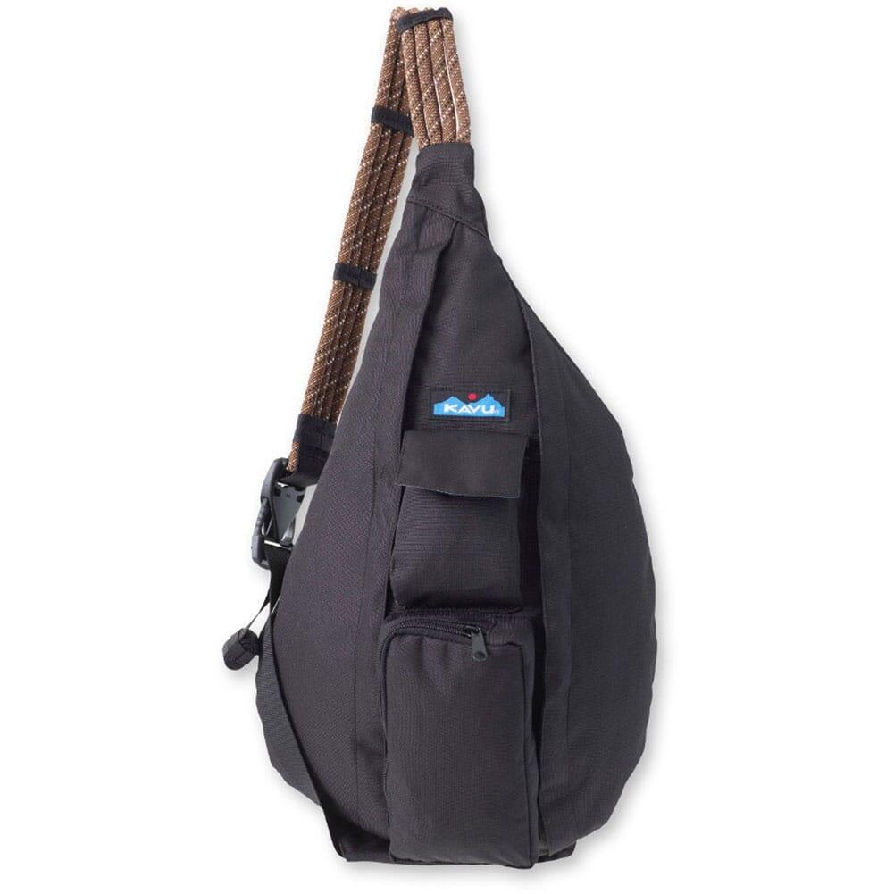 Image for Kavu Women's Rope Sling Bag - Jet Black from bootbay