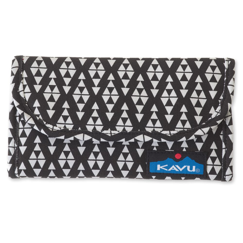Image for Kavu Women's Big Spender Wallet - BW Trio from bootbay