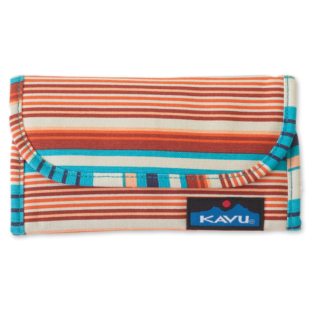 Image for Kavu Women's Big Spender Wallet - Cascade Stripe from bootbay