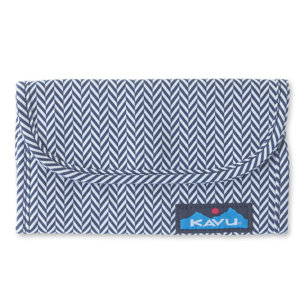Image for Kavu Women's Big Spender Wallet - Herringbone from bootbay
