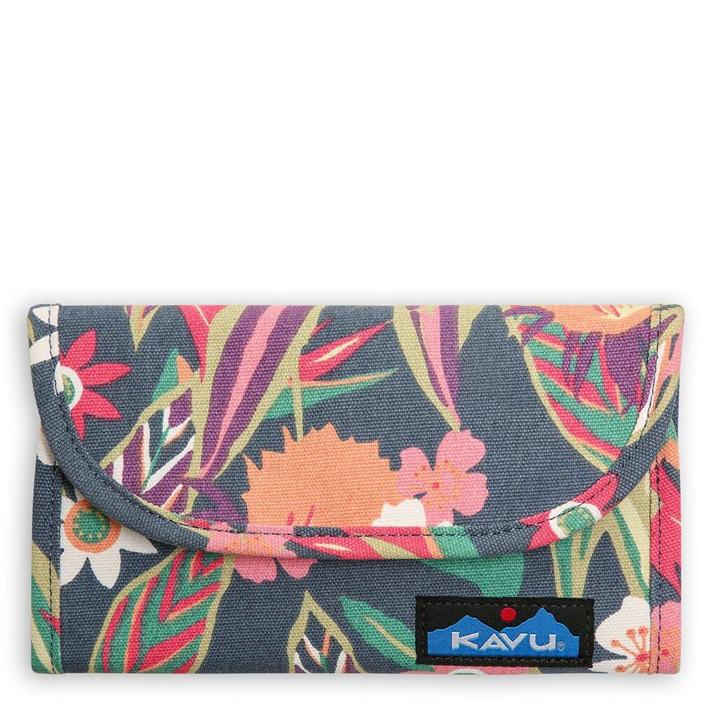 Image for Kavu Women's Big Spender Wallet - Indigo Paradise from bootbay
