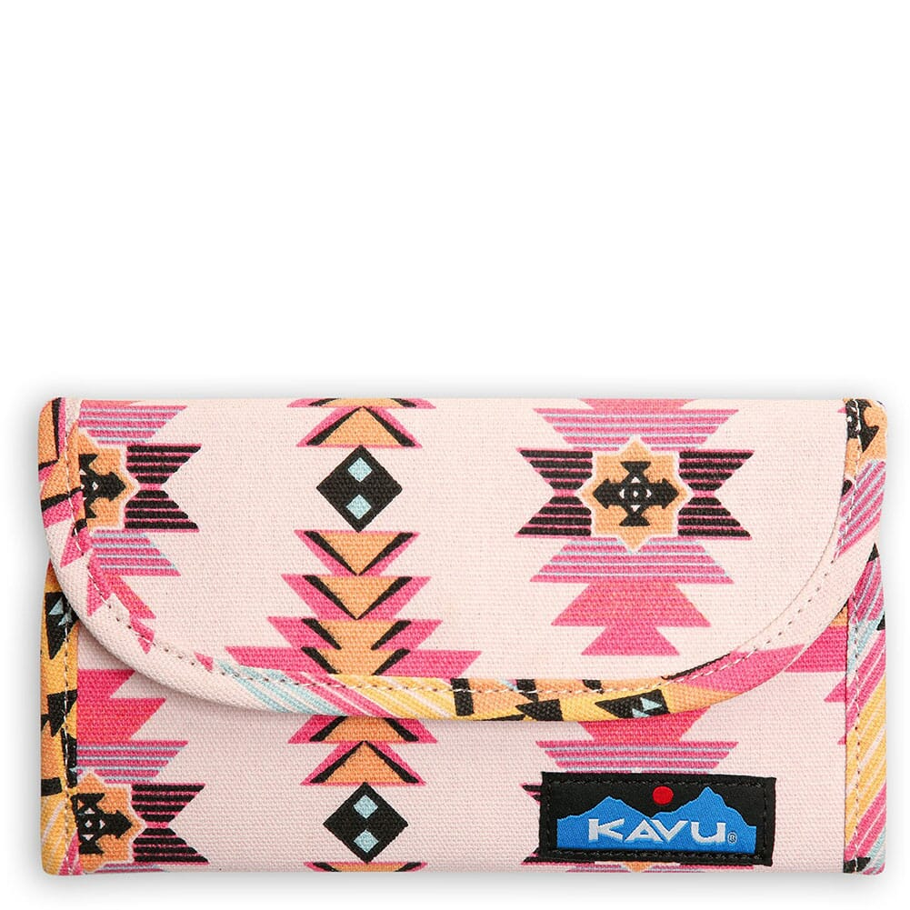 Image for Kavu Women's Big Spender Wallet - Mojave Dusk from bootbay